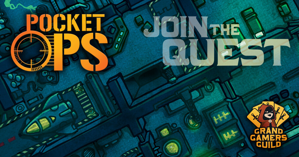 Join the Pocket Ops Quest