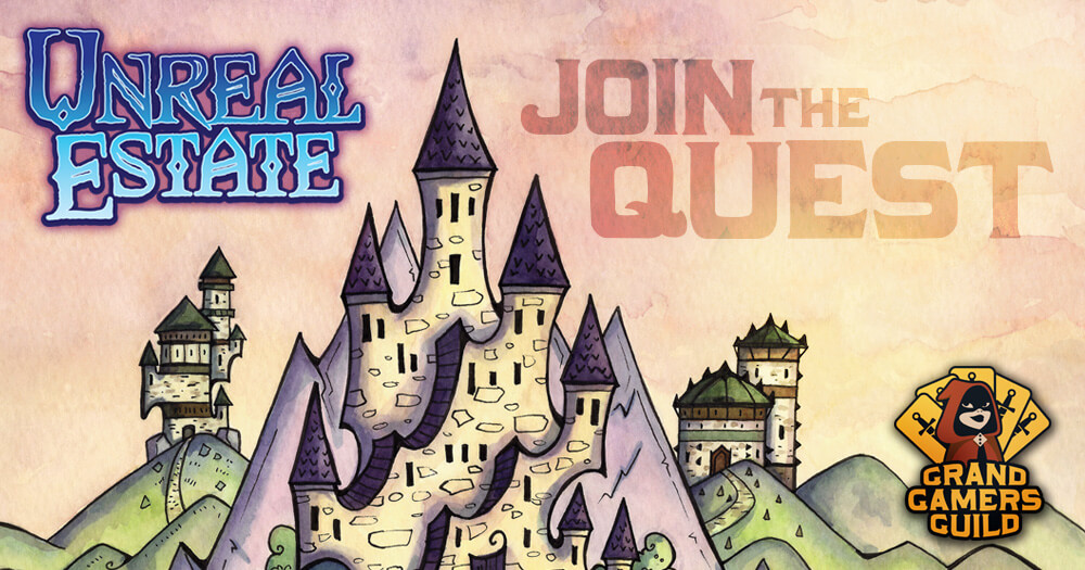 Join the Unreal Estate Quest